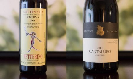 2011 Petterino Gattinara and 2011 Cantalupo Ghemme ©Kevin Day/Opening a Bottle