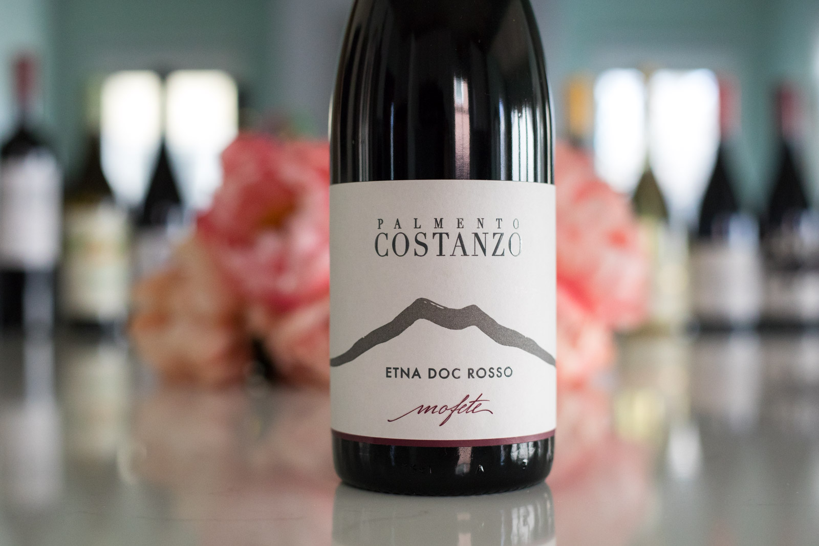 """2017 Palmento Costanzo """"Mofeté"""" Etna Rosso. ©Kevin Day/Opening a Bottle"""