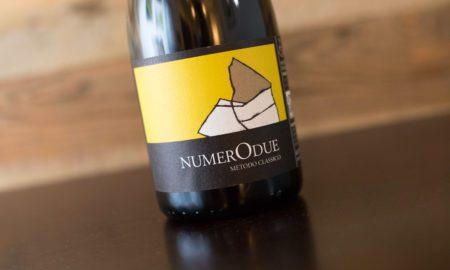 2016 La Marca di San Michele numerOdue Col Fondo Vino Spumanto ©Kevin Day/Opening a Bottle