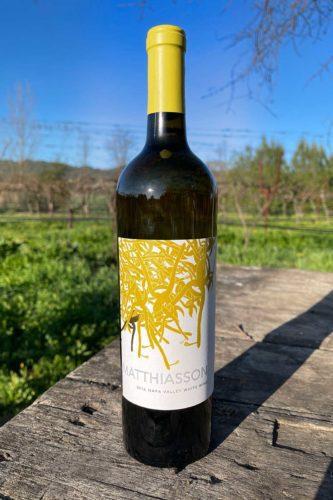 2017 Matthiasson Napa Valley White Wine