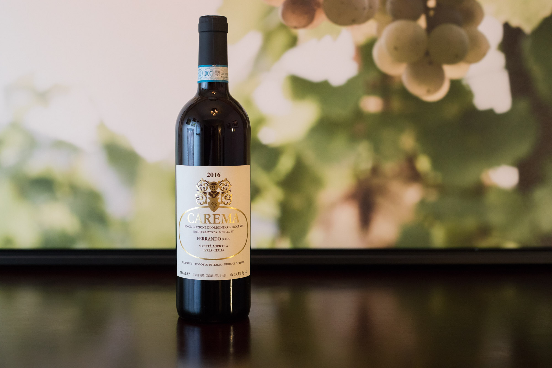 "2016 Ferrando ""Etichetta Bianca"" Carema ©Kevin Day/Opening a Bottle"
