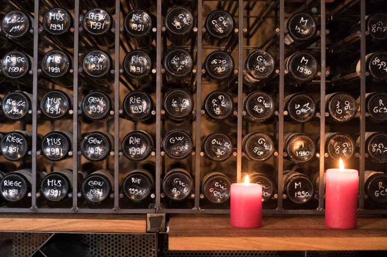 Age-worthy wines of Alsace ©Kevin Day/Opening a Bottle