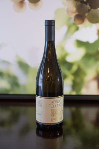 2015 Borgo del Tiglio Collio Chardonnay ©Kevin Day/Opening a Bottle