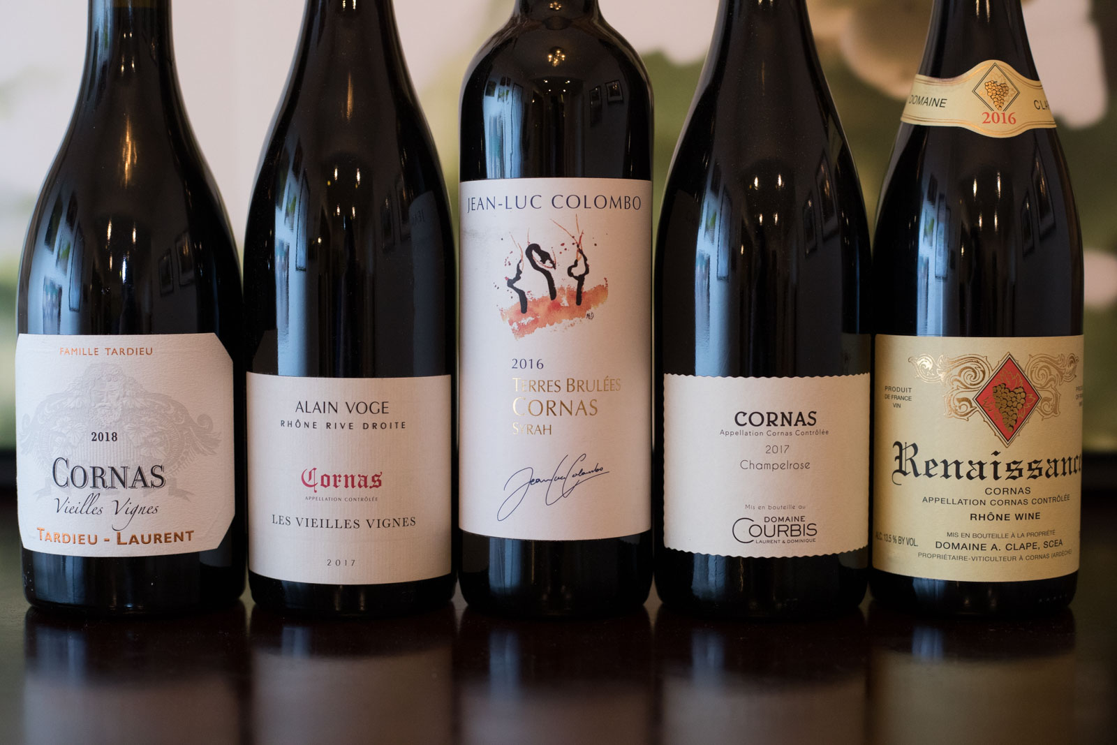 Cornas comes from a variety of sources: small, independent vignerons; large companies with international networks; and yes, négociants. ©Kevin Day/Opening a Bottle