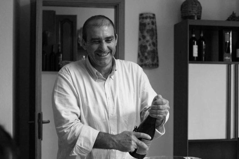 Winemaker Ciro Picariello is a master of Fiano. ©Oliver McCrum Wines