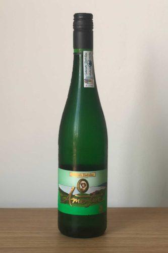 2020 Ameztoi Getariako Txakolina ©Clay Dillow for Opening a Bottle