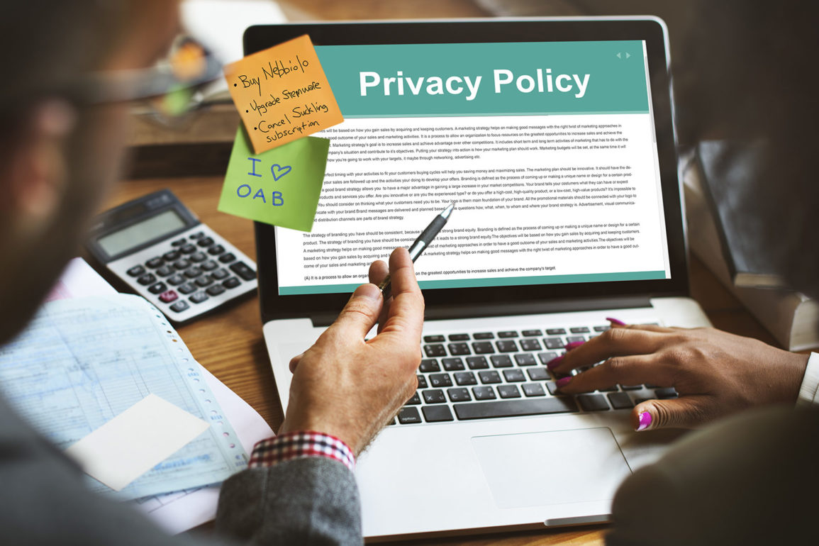 Opening a Bottle's Privacy Policy