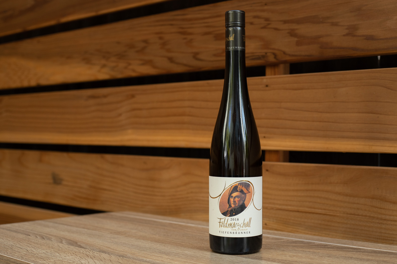 """2018 Tiefenbrunner """"Feldmarschall Von Fenner"""" Alto Adige-Südtirol Müller Thurgau ©Kevin Day/Opening a Bottle"""